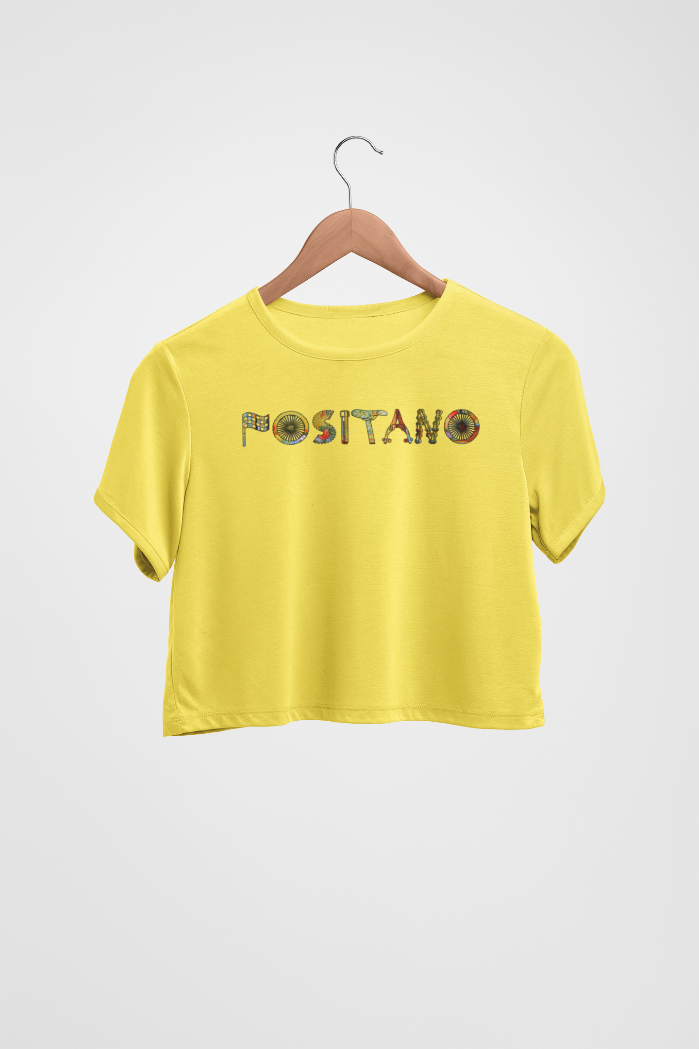 Positano Crop Top