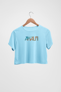 Amalfi Crop Top