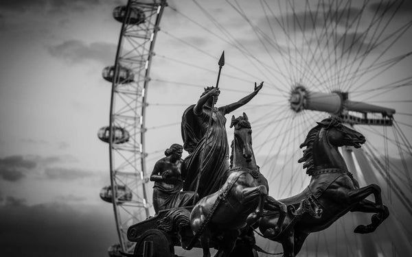 BOADICEA, HER DAUGHTERS AND THE EYE