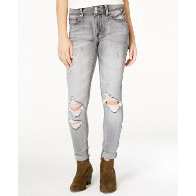 Indigo Rein Ripped Skinny Jeans Virginia - Desireez