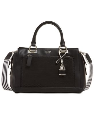GUESS Blakley Large Satchel - Desireez