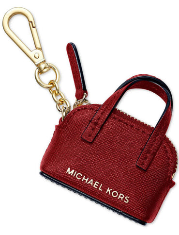Michael Kors Cindy Key Charm Cherry