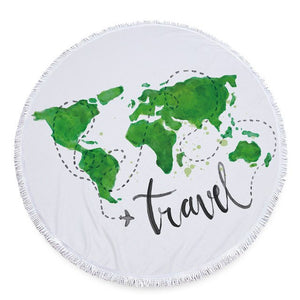 Down to Earth Travel Towel