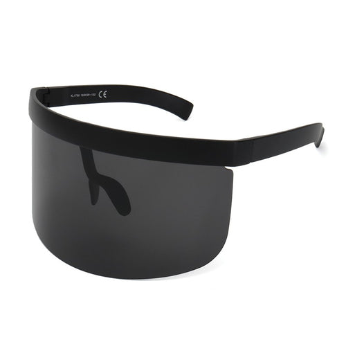 Fashion Week Visor Sunglasses