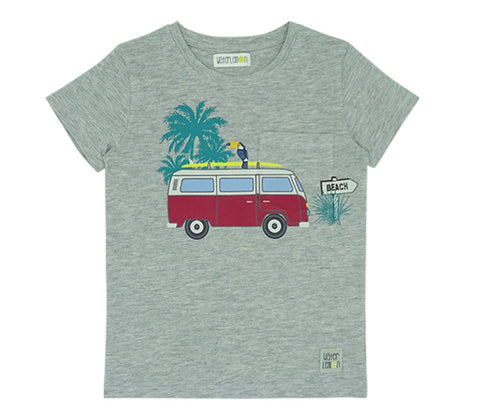 WaterLemon camiseta bus - lolimariscalmoda