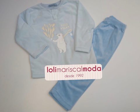 Pijamas Invierno niño Good Night - lolimariscalmoda