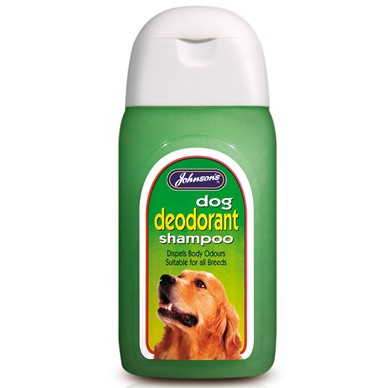 Shampoo Dog Deodorant 125ml - Creepy Critters