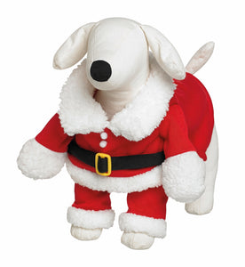 Goodboy Dog Santa Suit