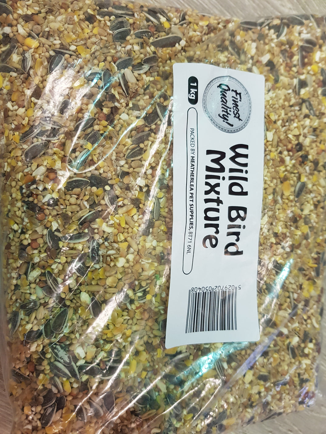 Wild Bird Mix 1kg - Creepy Critters