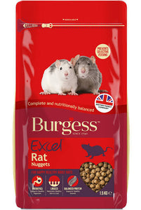 Burgess Excel Rat Nuggets CC - Creepy Critters