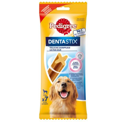 Dentastix Large dog 7 pack - Creepy Critters