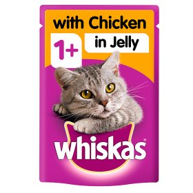 Whiskas Pouch Chicken 100g - Creepy Critters