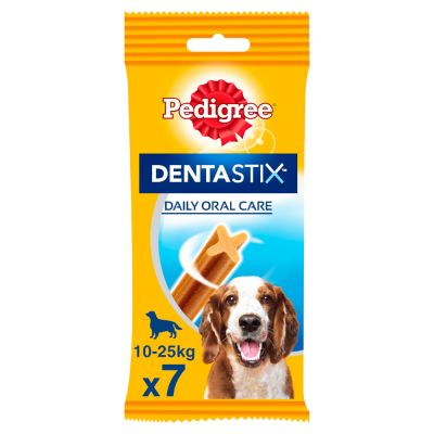 Dentastix Medium 7 pack - Creepy Critters
