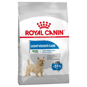 Royal canin Mini Light Weight care 3kg D - Creepy Critters