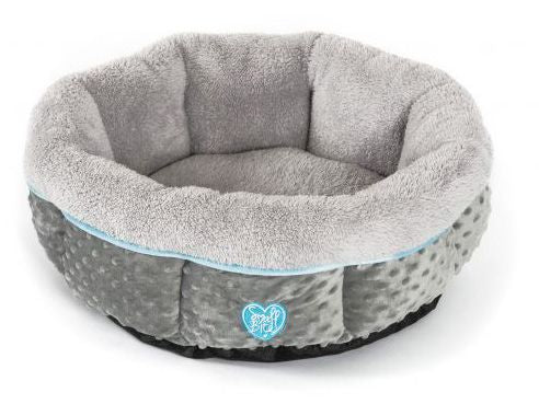 Black Friday Only- SMALL BITE DONUT DOG BED - Creepy Critters