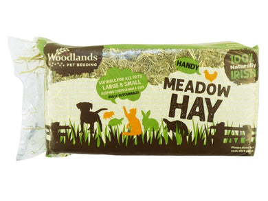 Woodlands Pet Bedding Meadow Hay