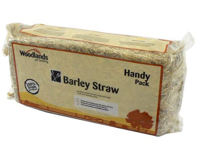Woodlands Pet Bedding Barley Straw