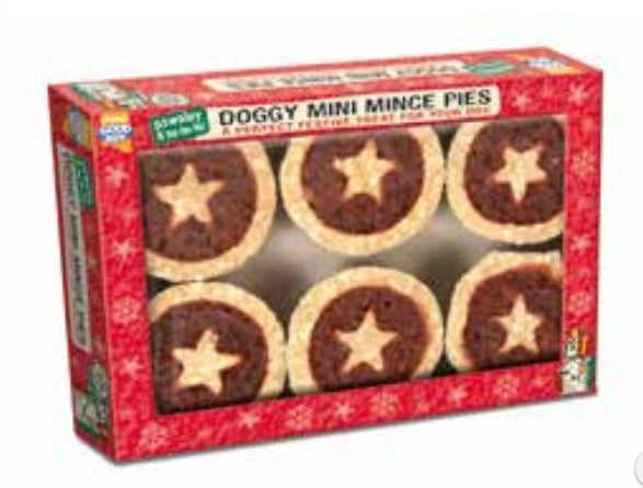 Goodboy Mini Mince Pies 65g (6pk)