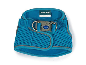 Ancol Viva Mesh Harness Blue