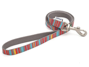 Ancol Recycled Adjustable Collar/Lead (Orange Candy)