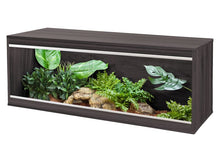Load image into Gallery viewer, VivExotic Repti Home Grey Vivarium