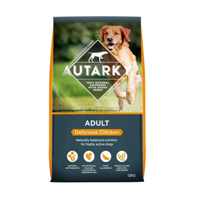 Autarky CHICKEN Adult Dog Food 12kg - Creepy Critters