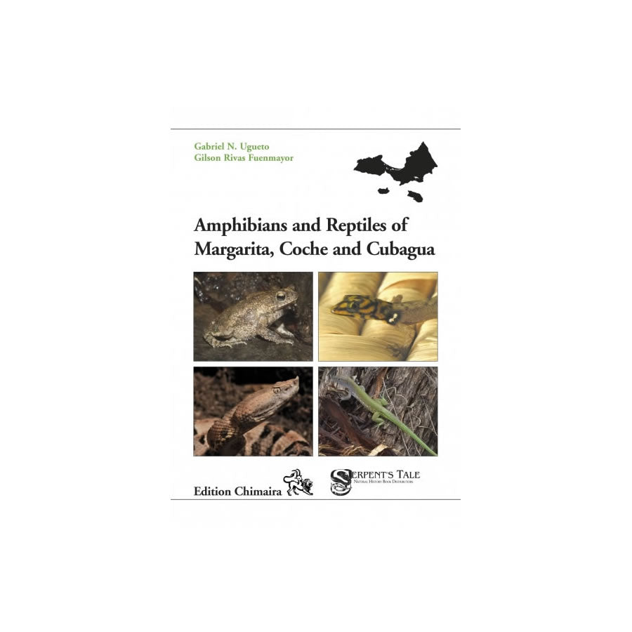 Chimaira Amphibs & Reptiles of Margarita - Creepy Critters