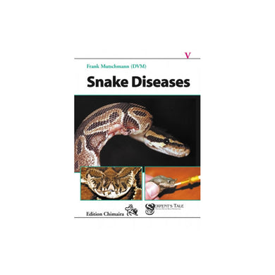Chimaira Snake Diseases - Creepy Critters