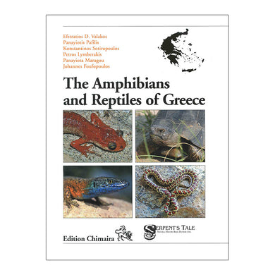 Chimaira Amphibians & Reptiles of Greece - Creepy Critters