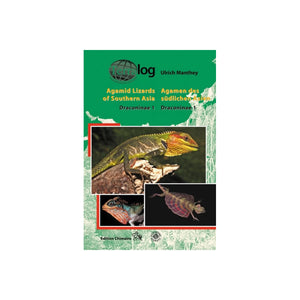 Terralog 7A Agamid Lizards of S. Asia 1 - Creepy Critters