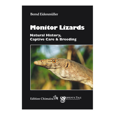 Chimaira Monitor Lizards: Nat.Hist, Care - Creepy Critters