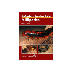 Chimaira Millipedes, Prof.Breed.Series - Creepy Critters