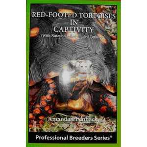 ECO Red-footed Tortoises in Captivity - Creepy Critters