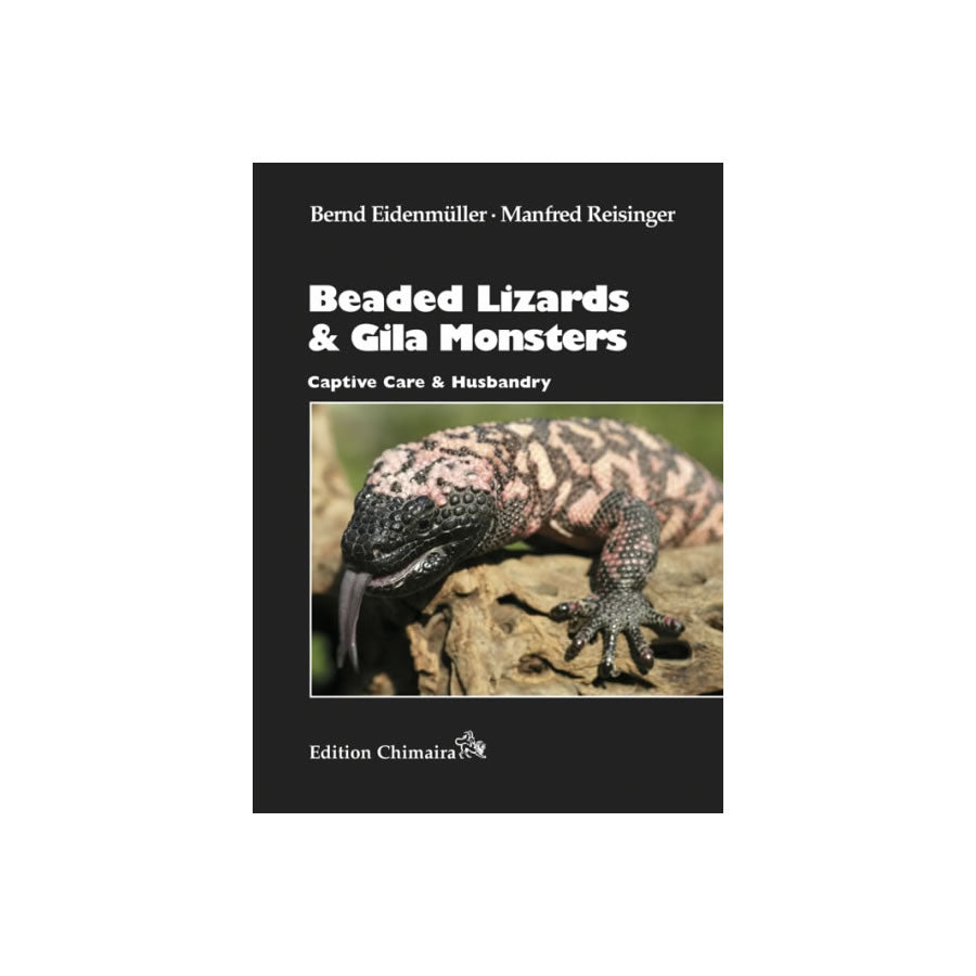 Chimaira: Beaded Lizards and Gila Monsters - Creepy Critters