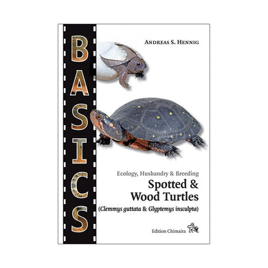 Chimaira Basics: Spotted & Wood Turtles, Hennig - Creepy Critters