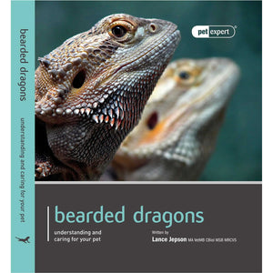 Pet Expert. Bearded Dragons - Creepy Critters