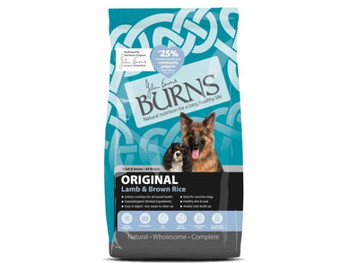 Burns Dog Original Lamb & Rice for Dogs 2kg