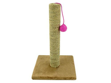 Basecamp Seagrass Play Scratch Post