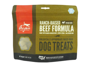 Orijen Ranch-Raised Beef Formula Dog Treat 42.5g