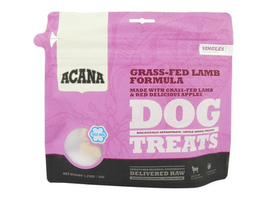Acana Grass-Fed Lamb Dog Treat 35g