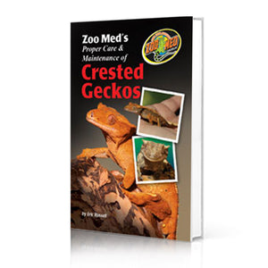 ZM Care & Maint. of Crested Geckos ZB-13 - Creepy Critters