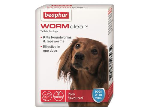 Beaphar Wormclear for Dogs