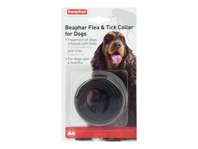 Beaphar Flea & Tick Collar for Dogs