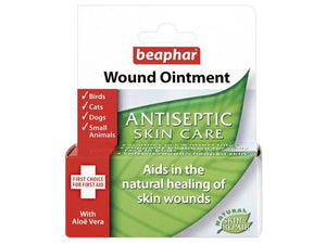 Beaphar Would Ointment Antiseptic Skin Care 30g