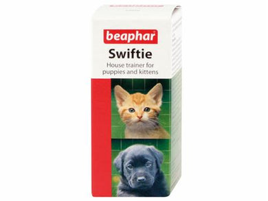 Beaphar Swiftie House Trainer for Puppies & Kittens 20ml