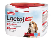 Load image into Gallery viewer, Beaphar Lactol Puppy Milk