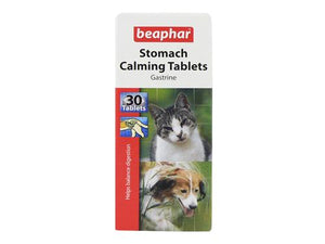 Beaphar Stomach Calming Tablets Gastrine Tablets Dogs/Cats