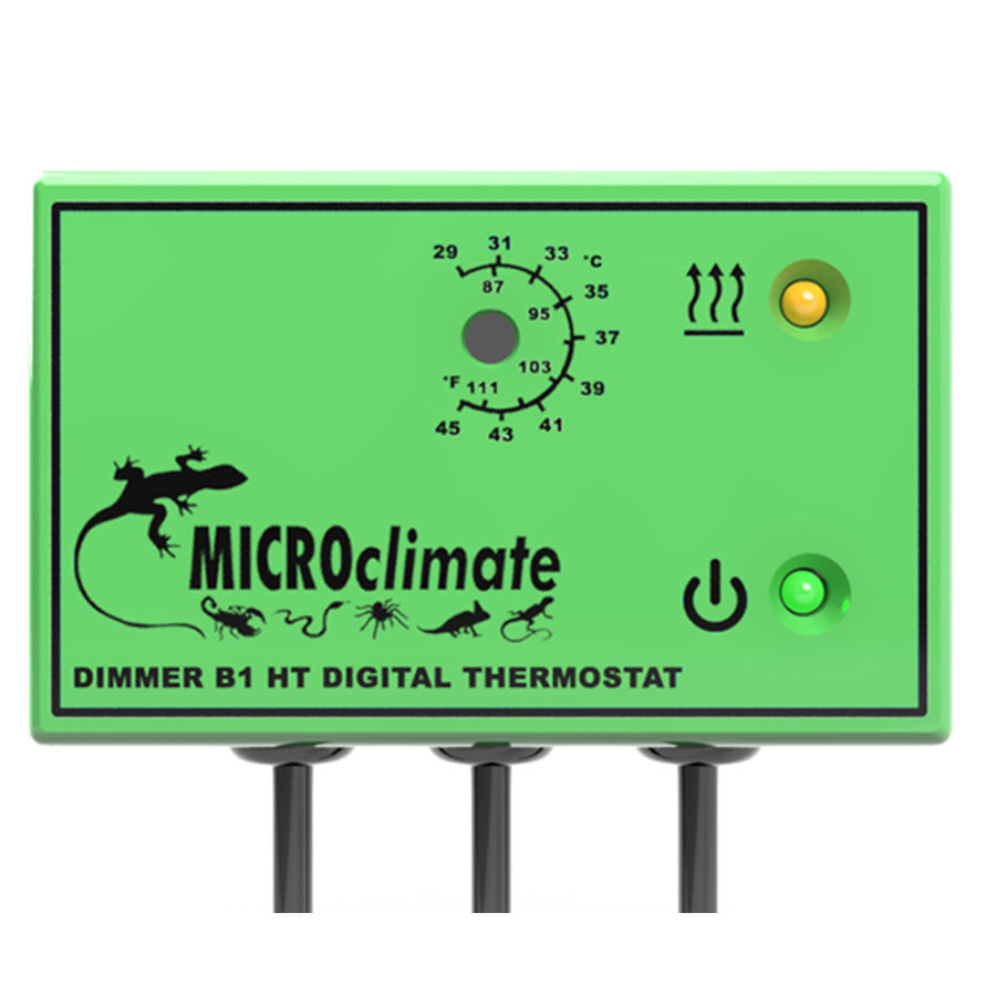Microclimate Dimmer B1 HT Green 600W (HiTemp) - Creepy Critters