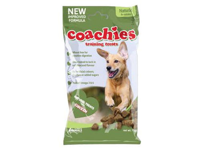 Company of Animals Coachies Training Treats for Dogs 8 weeks+