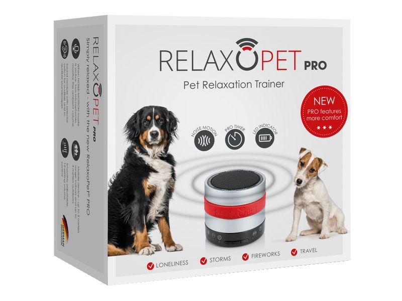 RelaxoPet Pro Pet Relaxation Trainer